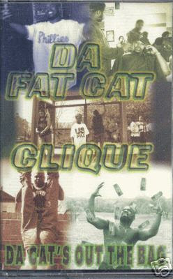 Da Fat Cat Clique – Da Cat's Out The Bag (Cassette) (1996) (192 kbps)