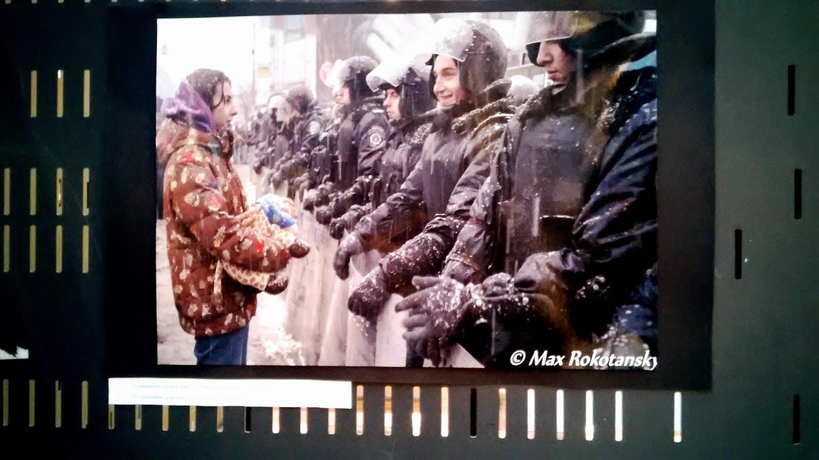 Ukraine Photo-Exhibition Di Publika, Solaris Dutamas.