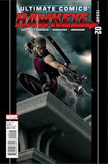 ULTIMATE HAWKEYE #2
