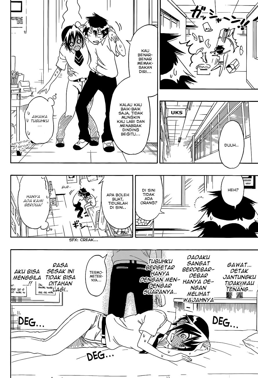 Komik nisekoi 111 - terpesona 112 Indonesia nisekoi 111 - terpesona Terbaru 15|Baca Manga Komik Indonesia|Mangacan