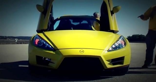 Veeco Automóvel eléctrico