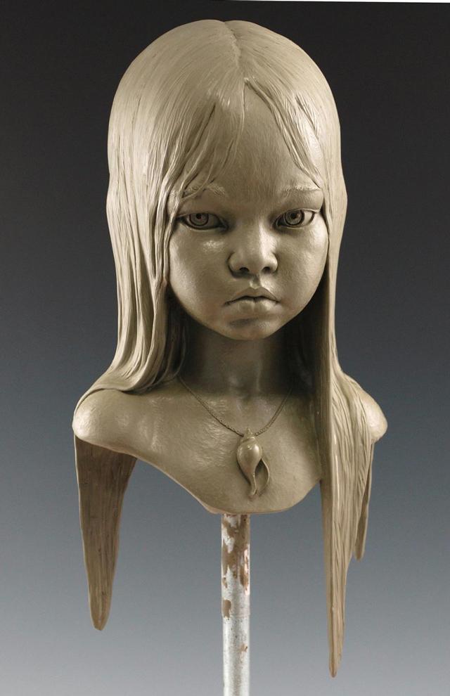 Doctor Ojiplático. Mark Newman. Escultura | Sculpture