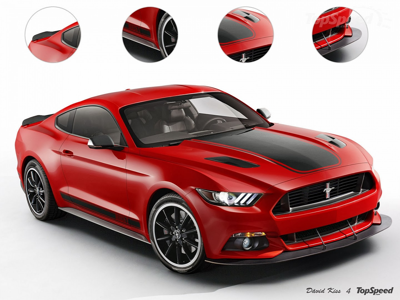 Mustang Militia 2015 Ford Mustang Mach 1
