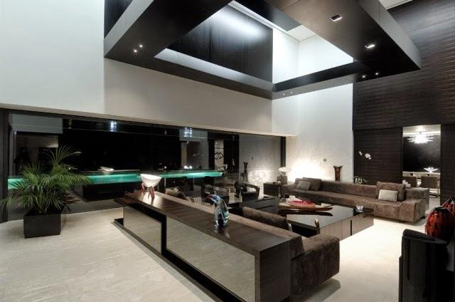 Casa moderna en madrid new casa minimalista - Casas modernas madrid ...