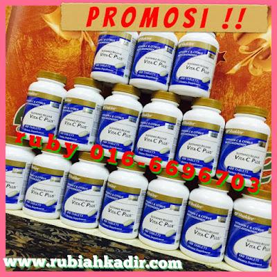 vitamin C SR 500MG SHAKLEE