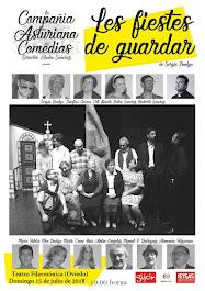 Domingo 15 de julio de 2018. Teatro Filarmónica (Oviedo)