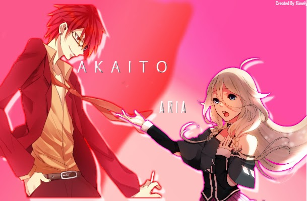 Kimely Henderson Blog Vocaloid Luka X Kaito And My Shipping