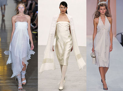 Wedding Dresses Gallery Greek Style Wedding Dresses