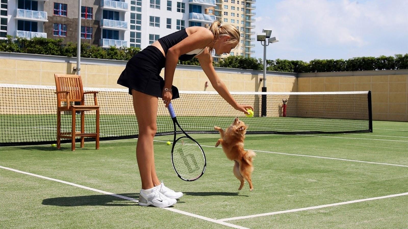Tennis - Eugenie Bouchard ´I loved Anna Kournikova and