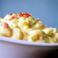 Salade de macaroni Amish