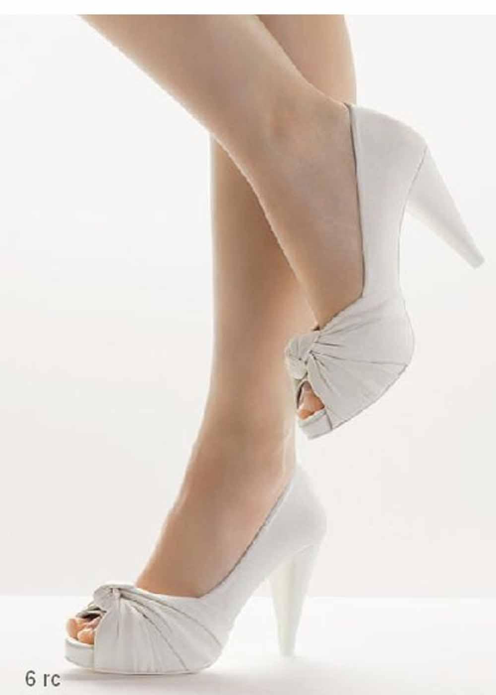 Elegant Wedding Shoes Wedges