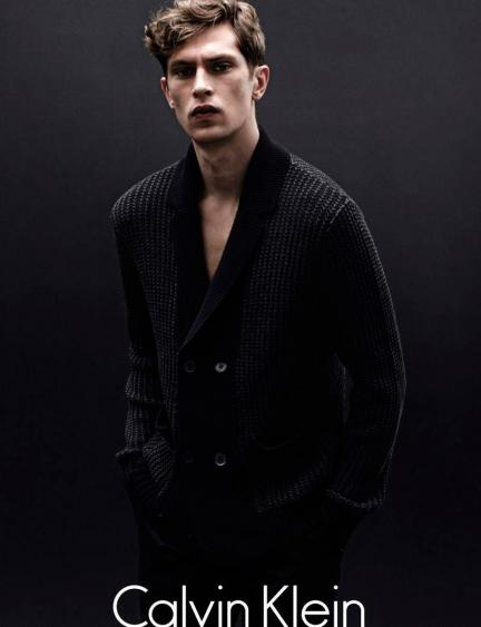 Calvin Klein White Label F/W 2012-2013 Menswear