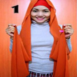 Cara Memakai Jilbab Kreasi Jilbab Pashmina Sifon Mudah Dan Simple Terbaru