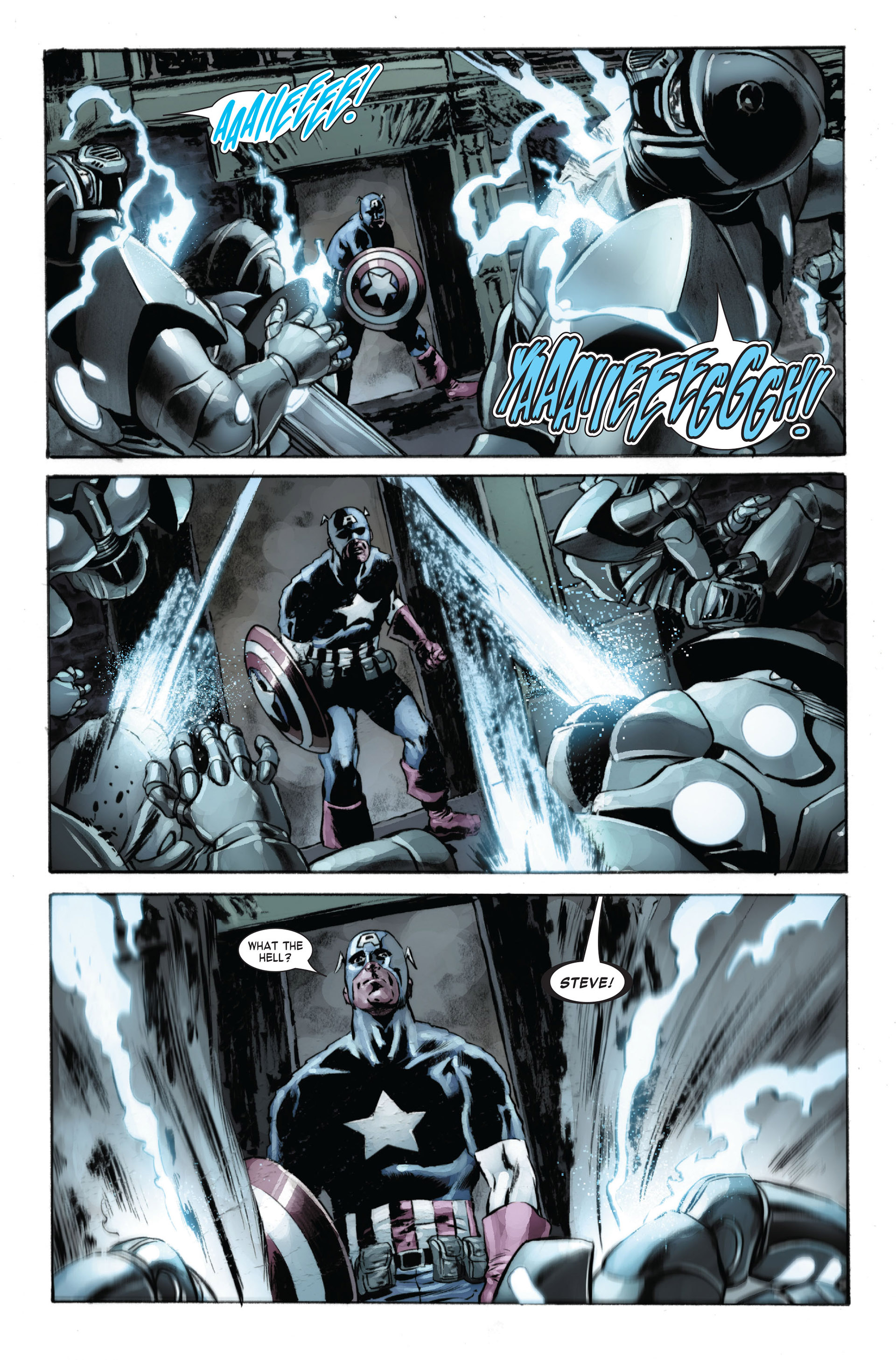 Captain America (2005) Issue #24 #24 - English 17
