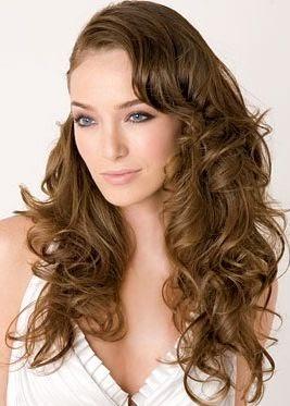 Voor eens en voor altijd het juiste kapsel bij jouw haartype  - Kapsels Voor Lang Krullend Haar