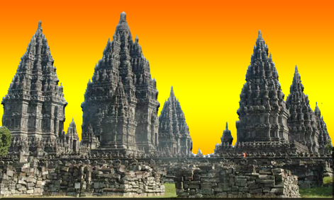 Candi Prambanan, Klaten, Jawa Tengah