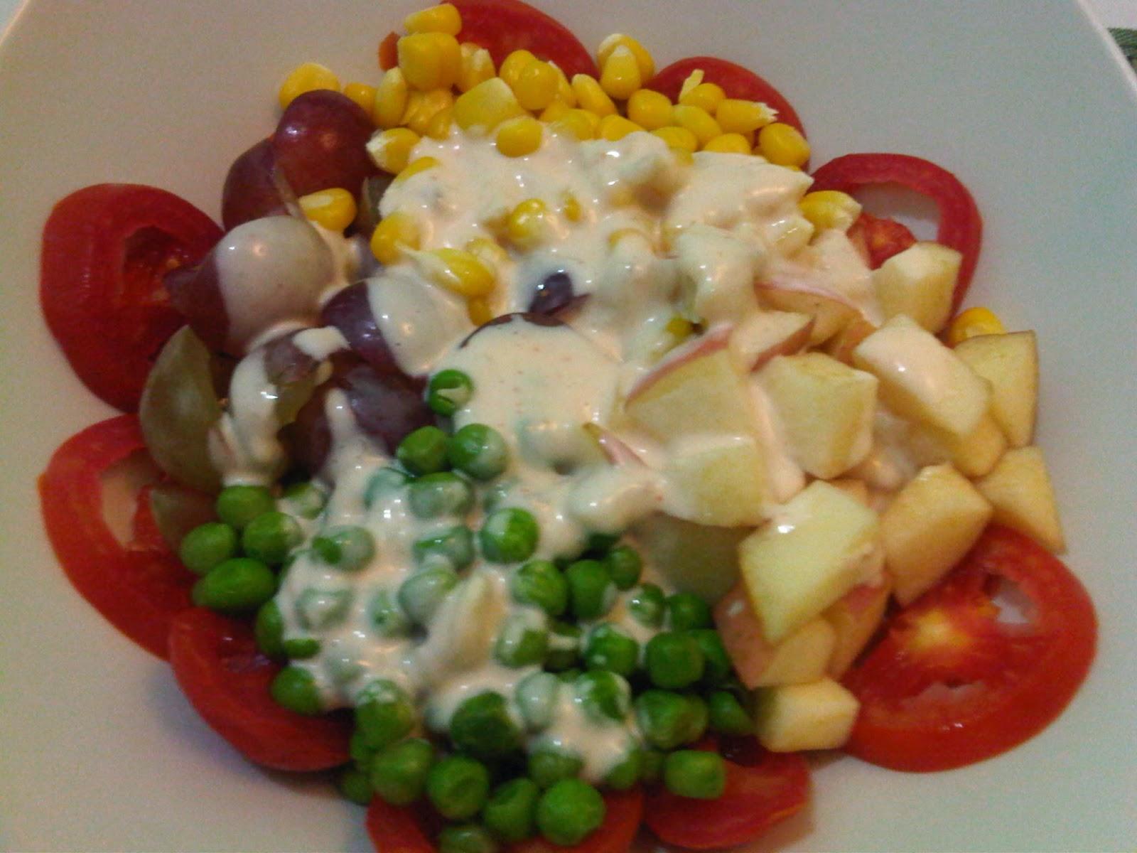 Resep Salad Sayur Berkhasiat dan Nikmat