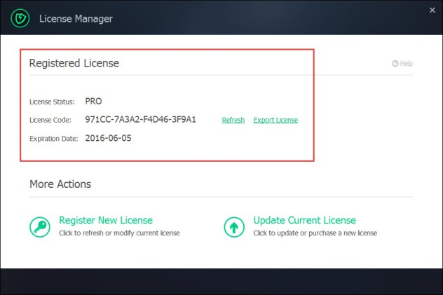 driver booster 4.2 pro serial key