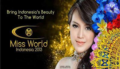 Fakta Unik Miss World 2013 di Indonesia