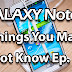 Galaxy Note 2 Things You May Not Know Episode 7: Note 10.1 S Pen Is Better & Using It On Note 2