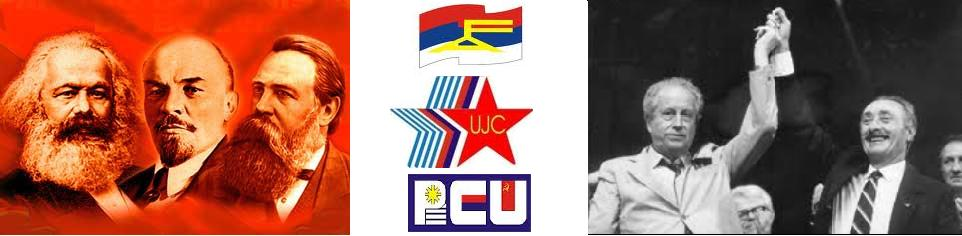 UNIÓN DE LA JUVENTUD COMUNISTA- UJC-