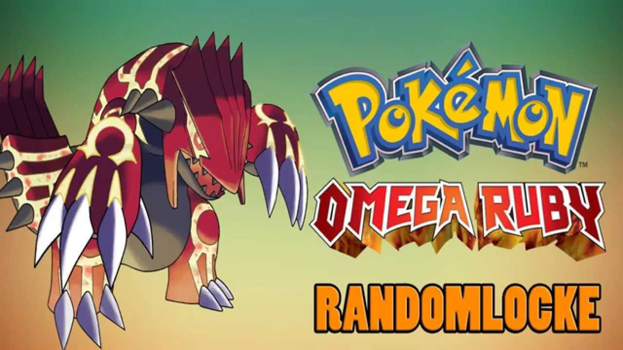 descargar Pokemon Ruby Omega Randomlocke nintendo 3ds rom medifire gratis