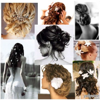 destination wedding hairstyle
