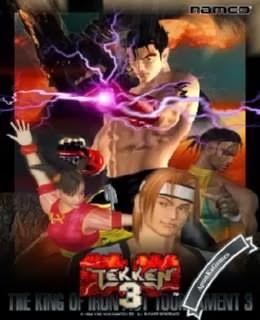 Tekken 3 Cover, Poster