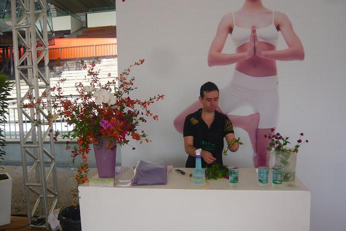 """Evento """"Jockey Club """" , no Epaço da 'Revista Yoga"""" , a convite da """"Orgarnização do Evento."""""""