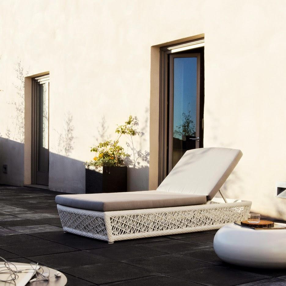 Diseños de Muebles para Terrazas