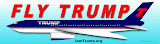 Fly Trump Bumpersticker