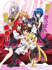 High School DxD BorN Episodio 4 sub español