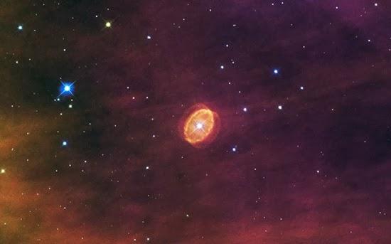 Teleskop Hubble Menangkap Citra Bintang yang Akan Meledak