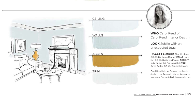 Below Is My Own Breakdown Of The Colours And Why I Chose Them Along With A Photo Clients Living Room Dining Painted In These Paint