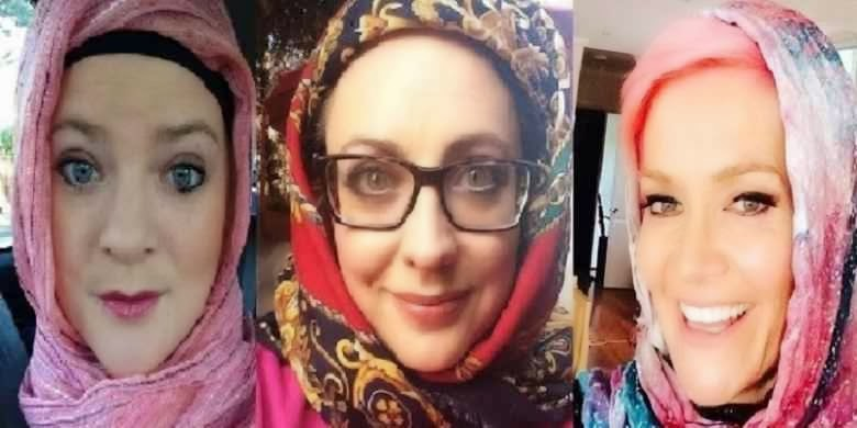 Jilbab Non Muslim