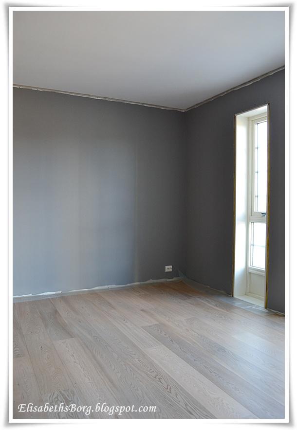 Elisabethsborg.blogspot.com: soverommet er ferdig malt, og gulvet ...