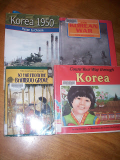 Selected reading about Korea