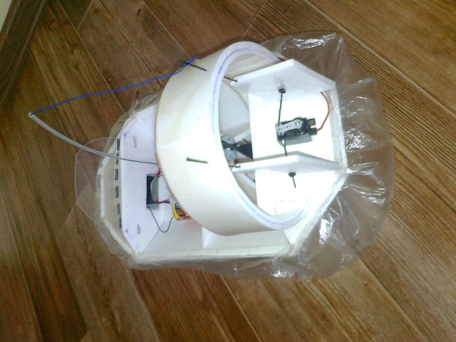 Как сделать воздушную подушку из вентилятора