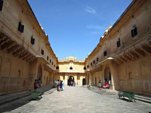 Jaipur, Heritage, Rajasthan, India, Travelogue, Nahargarh Fort,