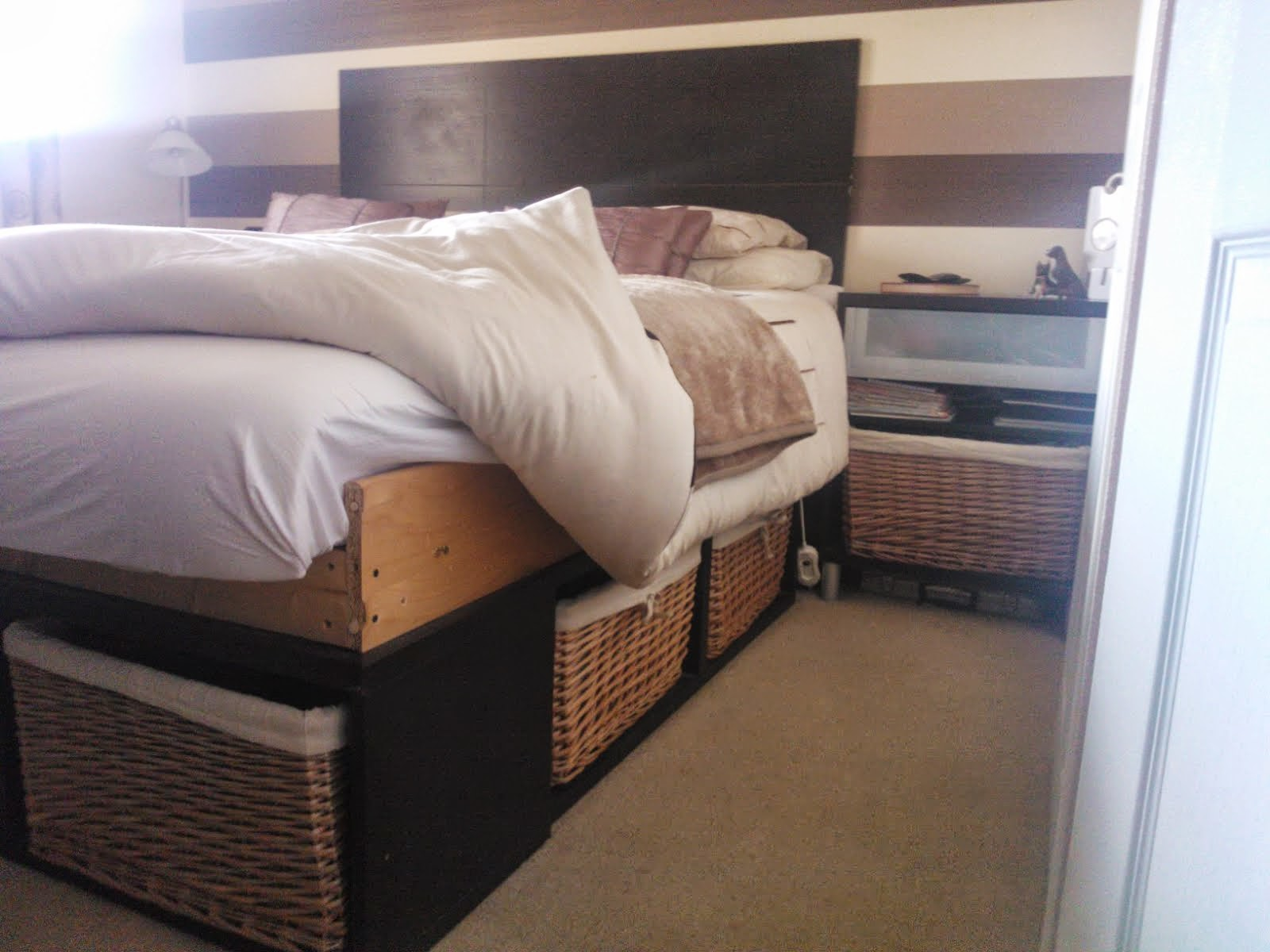 Ikea Single Bed With Cabinets
