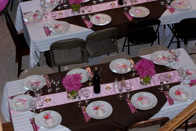 Outstanding Pink and Brown Baby Shower Ideas 799 x 533 · 105 kB · jpeg