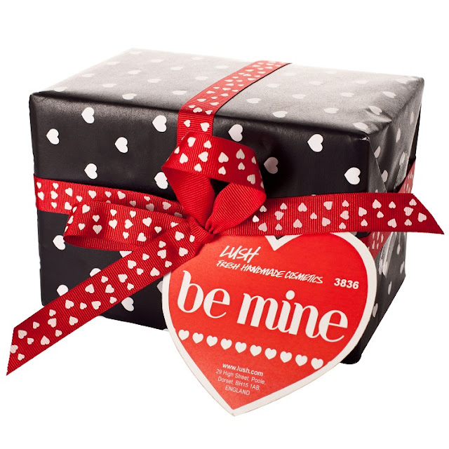 Lush Be Mine Gift Set