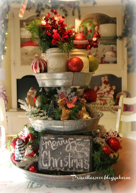 12 Centrotavola Fai Da Te Per La Tavola Di Natale