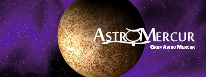 Grup Astro Mercur : detalii si inscriere