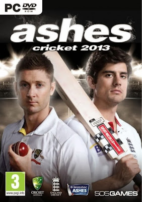 Cover Of Ashes Cricket Full Latest Version PC Game Free Download Mediafire Links At worldfree4u.com