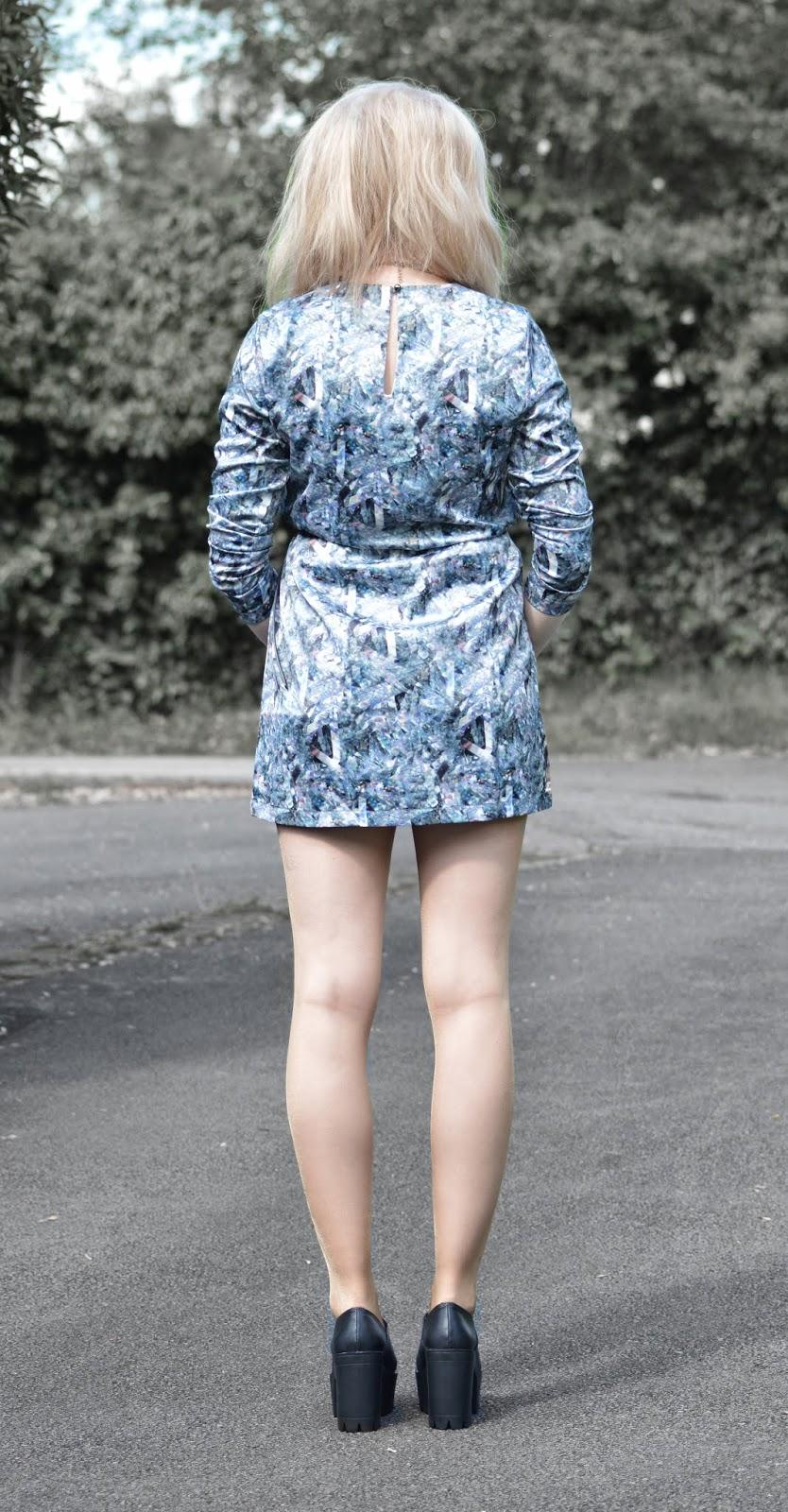 Sammi Jackson - Crystal Dress