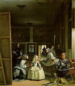 """AS MENINAS"" de Diego Velázquez"