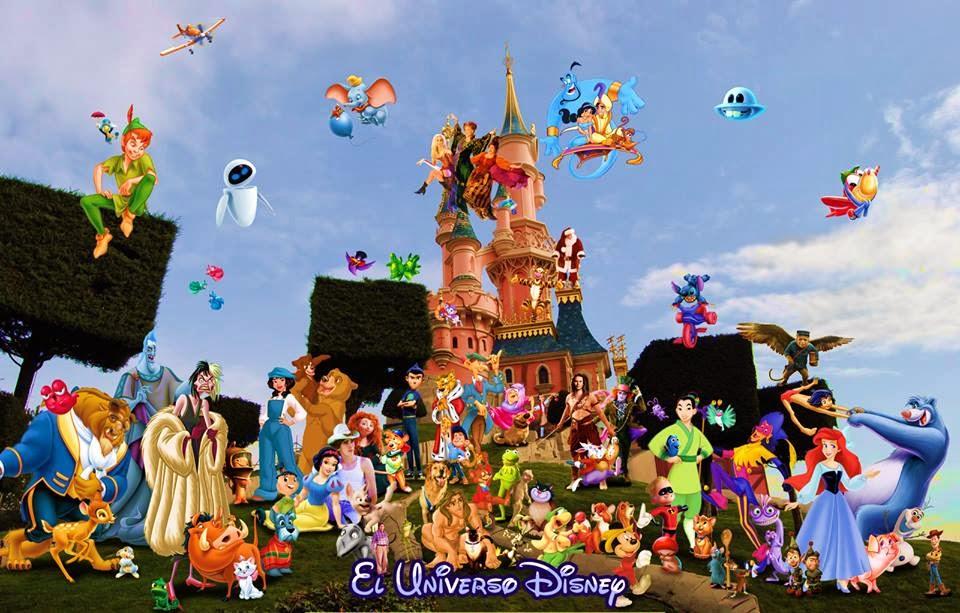 El Universo Disney