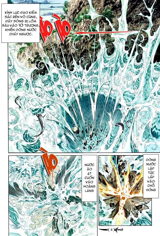 Thần Binh Huyền Kỳ I chap 146 Trang 4 - Mangak.info