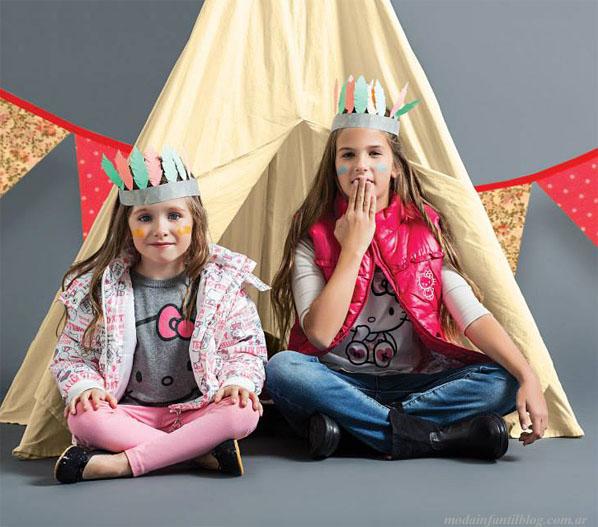 falabella invierno 2013 abrigos niñas